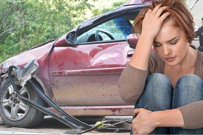 Me lastime despues de un accidente de auto, ¿que debo hacer?