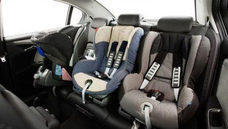 Accidentes de auto: primera causa de muerte en niños