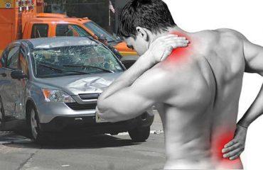 ¿Que tipo de lesiones se pueden reclamar en compensacion por un accidente de auto?