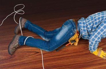 Los accidentes de trabajo mas frecuentes