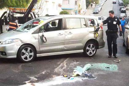 Si se lastimo en un accidente conserve las pruebas
