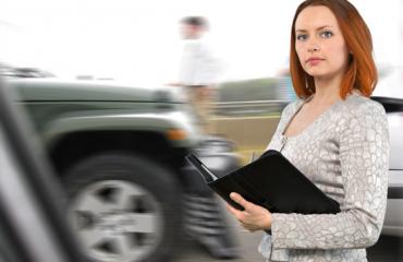 Como llevar un registro de los gastos ocasionados por un accidente de auto?