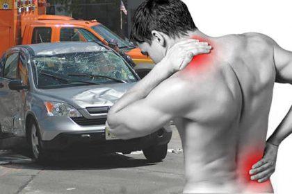 ¿Conoces cuales son las lesiones mas comunes en los accidentes de auto?