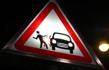 ¿Que se debe de hacer en un caso de atropellamiento?
