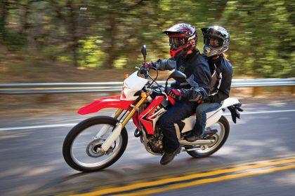 Accidentes de motocicleta, peligrosos para todos